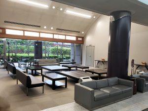 待合ホール(共用スペース)